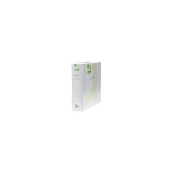 Document Folder Q Connect White (Refurbished A+)