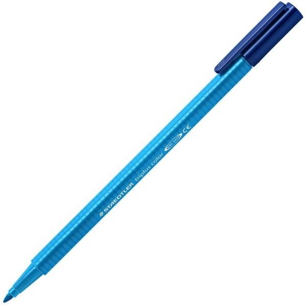 Marker pen/felt-tip pen Staedtler 323-37 Blue (Refurbished A+)