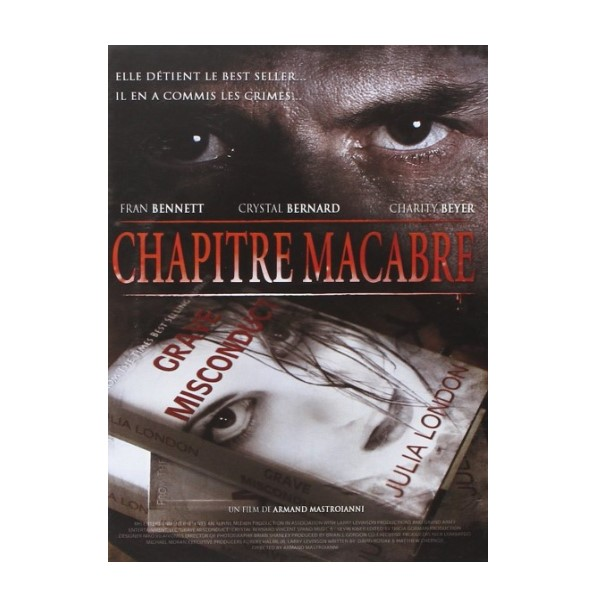 TV and films Chapitre Macabre DVD French (Refurbished A+)