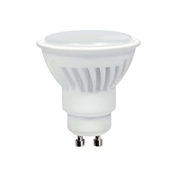 Dichroic Light Bulb LED GU10 SMD 8W Warm light (Refurbished A+)