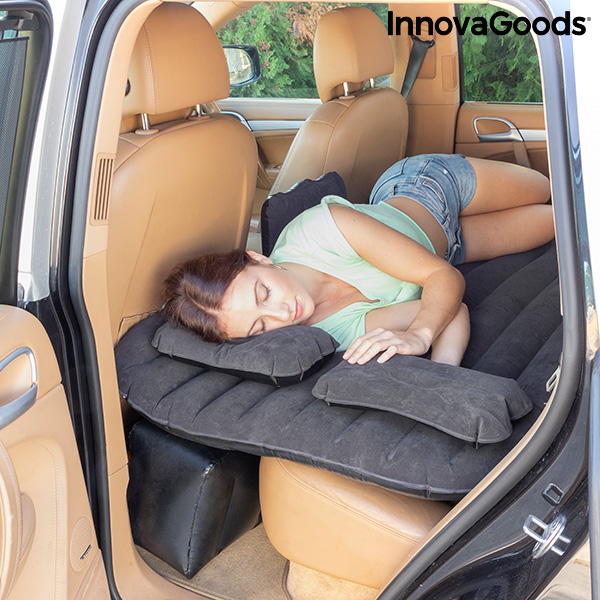 Inflatable Mattress for Cars Roleep InnovaGoods