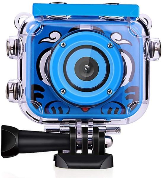 Sports Camera HD 1080 px 12 MP Children's Blue (Refurbished A+)