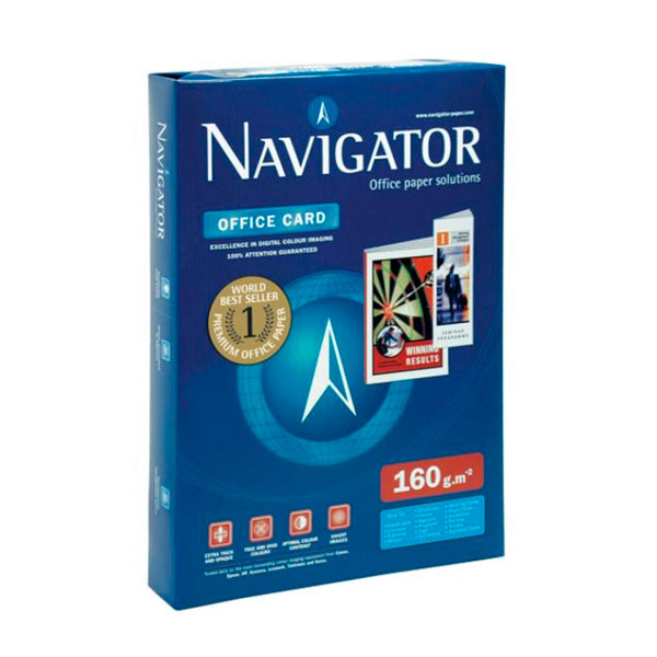 Printer Paper Navigator OFFICE CARD A3 (Refurbished A+)