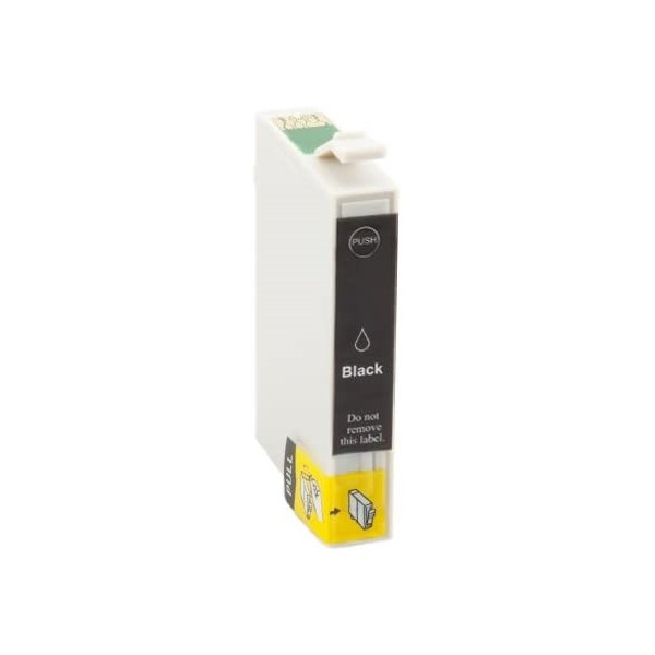 Compatible Ink Cartridge Epson T0711 Black (Refurbished A+)