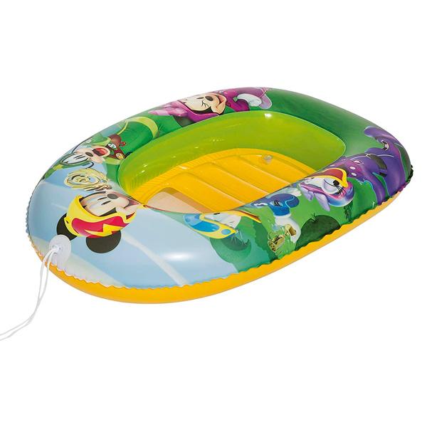 Inflatable Boat Disney Junior Bestway (61 x 91 x 20 cm)