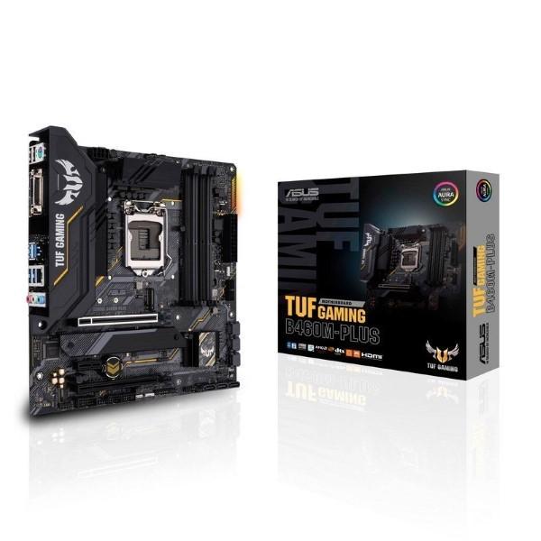 Gaming Motherboard Asus Tuf Gaming B460M-Plus mATX DDR4