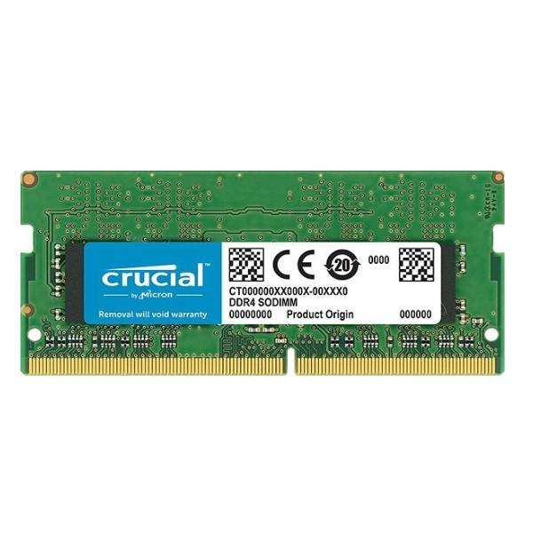 RAM Memory Crucial CT4G4SFS8266 4 GB DDR4