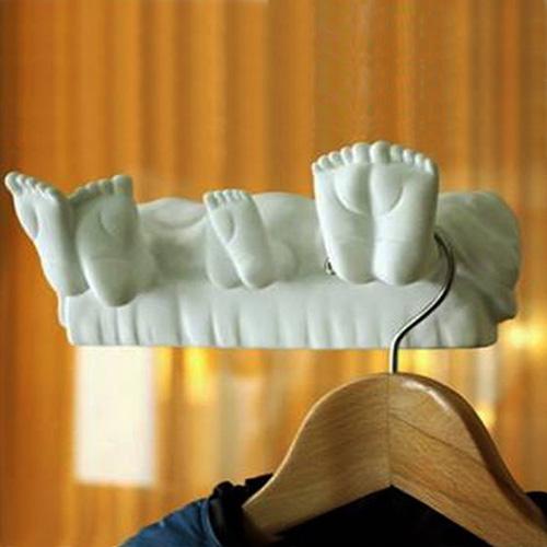 Family Feet Hanger