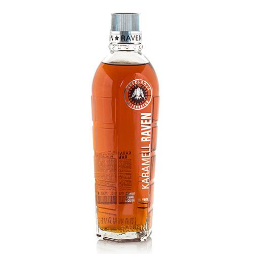 Wodka Karamel Caramel Raven
